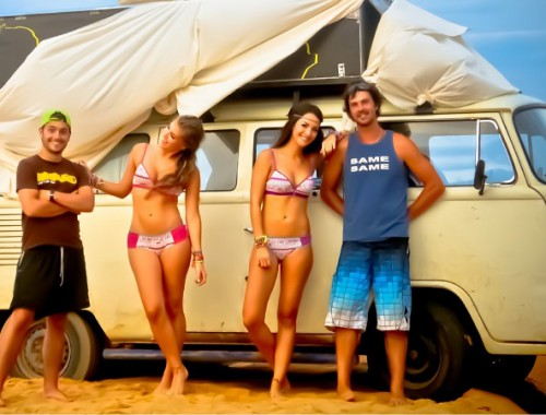 Kombi Life - Where we go