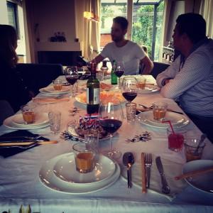 Holland diner