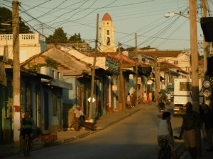 Straten van Trinidad