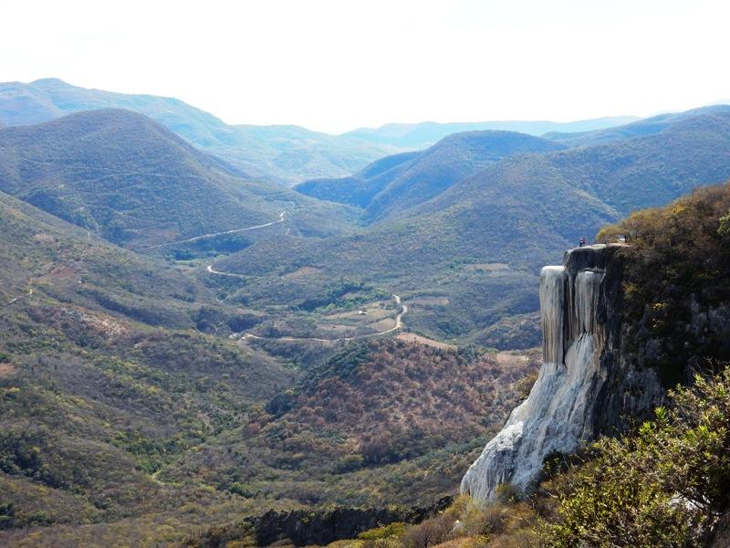 Hierve el Agua waterfalls