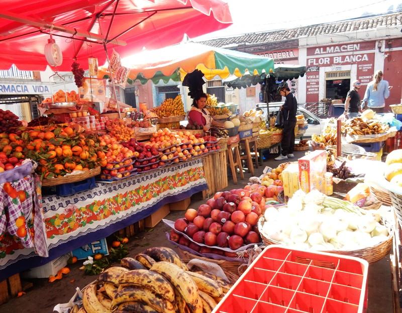Markt Xela