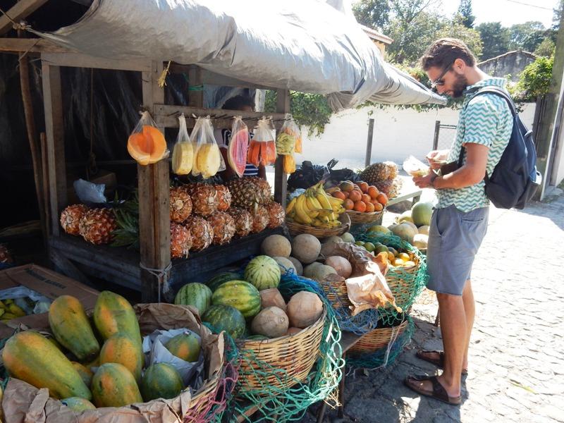 Fruitmarkt antigua