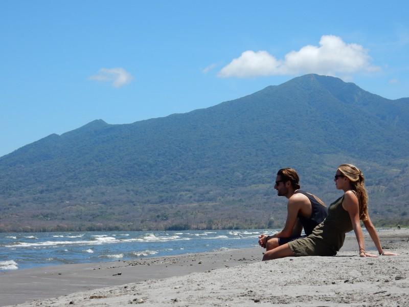 Santa Domingo isla ometepe