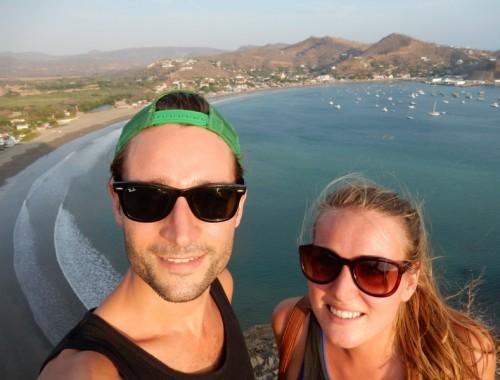 Uitzicht San Juan del Sur