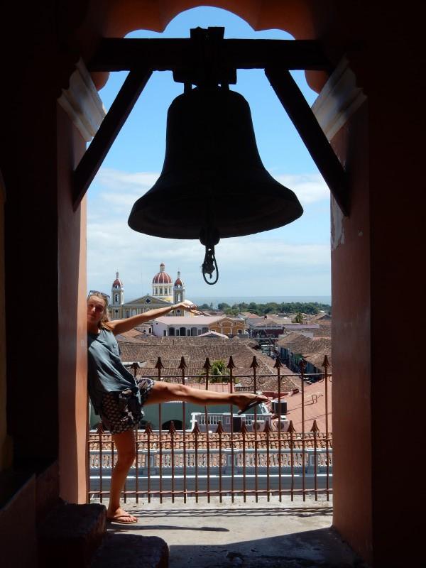 uitzicht kerk granada