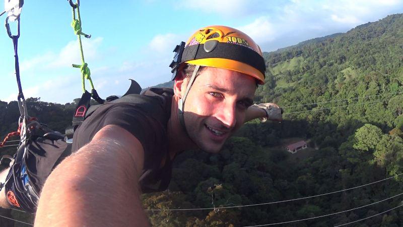 Ziplinen Monteverder
