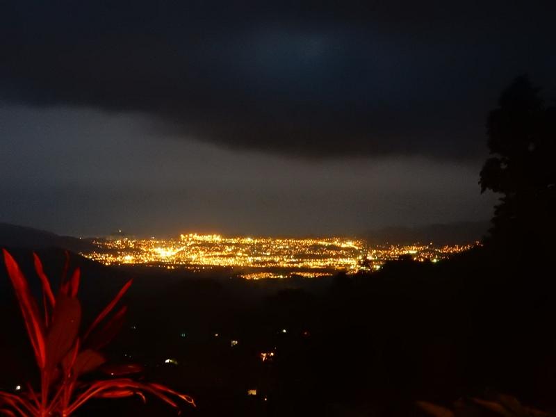 Minca uitzicht santa marta
