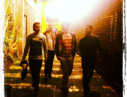 Rotterdam met mannen