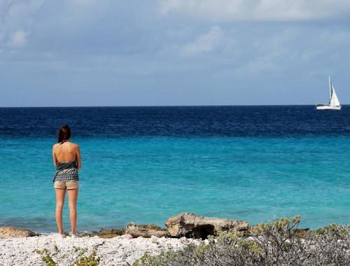 Bonaire_zee