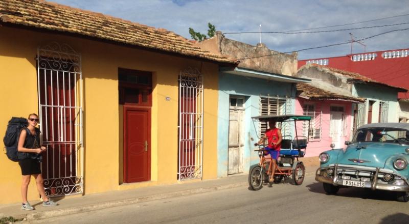 Kleurrijk Trinidad