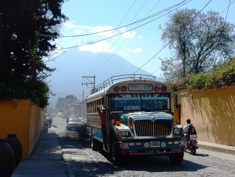 Antigua stad